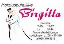 Morsiuspukuliike Birgitta