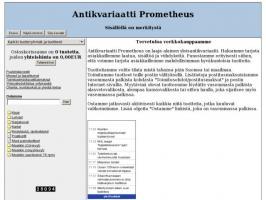 Antikvariaatti Prometheus